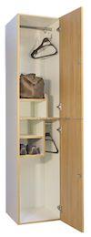 2C shoe shelves open