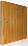 2mm Lip Oak Door