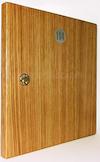 2mm Lip Oak Door