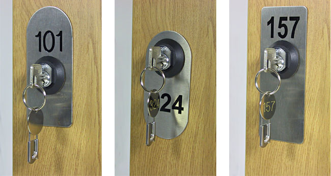 Door Lock Numbers