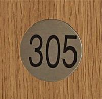 Door Numbers (305)