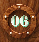 Thurle Door Number